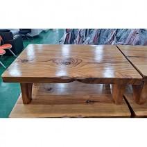 원목 좌식 테이블